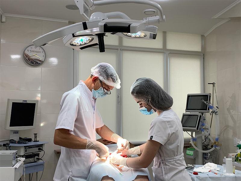 Операция при Варикоцеле – Мармара