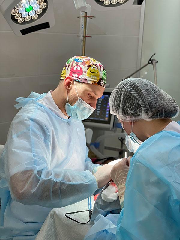 Пластический хирург Киев